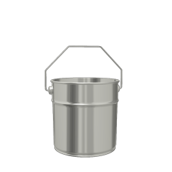 8L Cylindrical Paint & Coating Pail