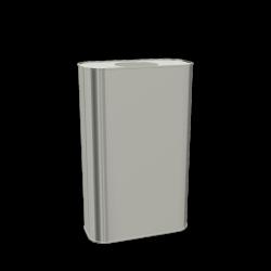 310ml Rectangular Paint & Coating Can
