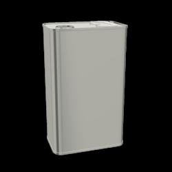 5.5L Rectangular Paint & Coating Can (175x108x292mm)