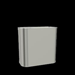 694ml Rectangular Paint & Coating Can