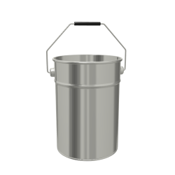 17L Cylindrical Paint & Coating Pail