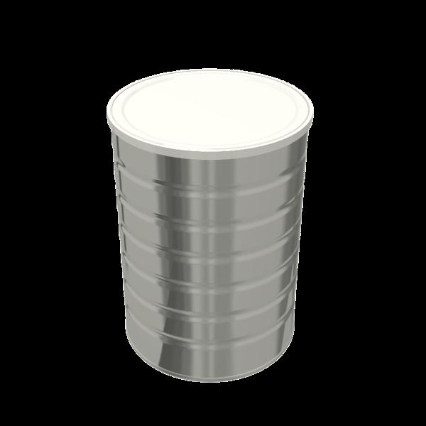 Steel Cylindrical Ø153mm