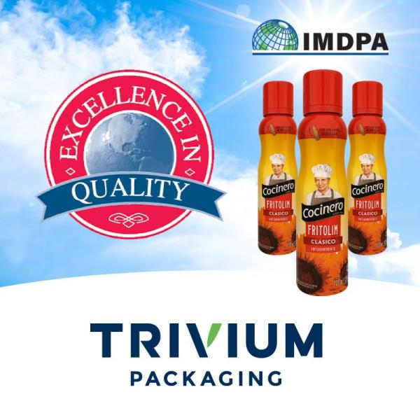 Trivium receives international design award for Cocinero aerosol