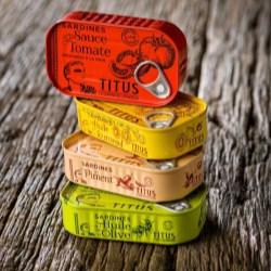 Trivium Packaging cans Unimer's Titus line