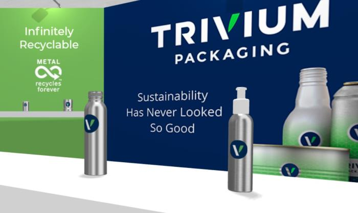 Metal's high sustainability featured in Trivium's LIVE 3D Booth