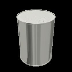 Steel Cylindrical ø99x135.5 smooth