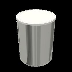 Steel Cylindrical ø127x162.5 - 6x1